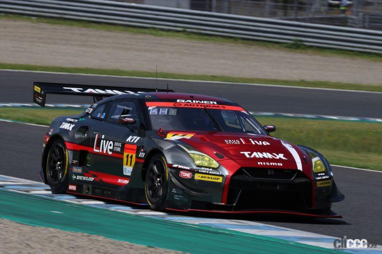 Q1A組トップのGAINER TANAX GT-R