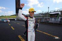 SUPER GT初ポールの安田選手