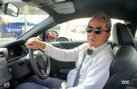 新型トヨタGR86/スバルBRZの2.4L水平対向4気筒NAに清水和夫がビックリ!コイツは世界に誇れるエンジンだ!! - KazuoShimizu_new86_brz_13