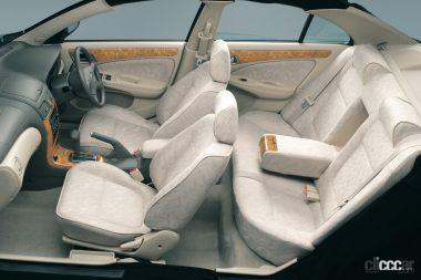 2000年発売のブルーバード・シルフィ(Interior)