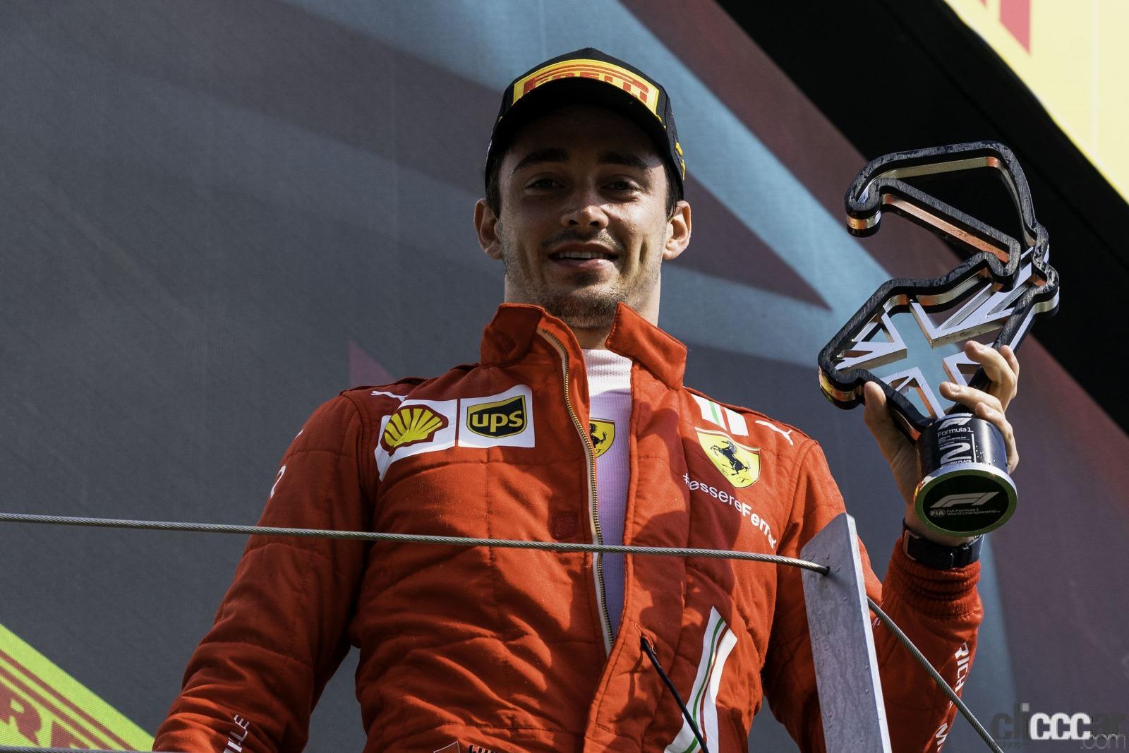 「スプリントレース予選でモヤっとしたイギリスGP。私の心を癒してくれたのは、あの人!【F1女子のんびりF1日記】」の1枚目の画像