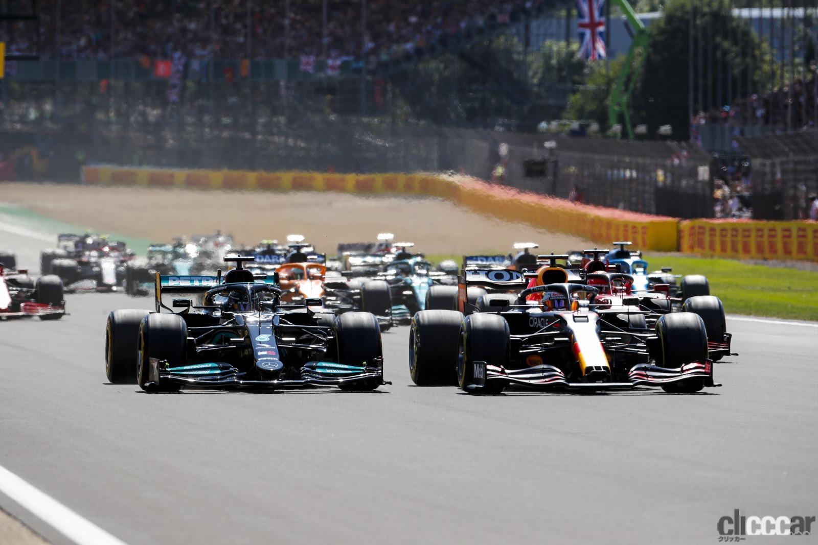 「スプリントレース予選でモヤっとしたイギリスGP。私の心を癒してくれたのは、あの人!【F1女子のんびりF1日記】」の4枚目の画像