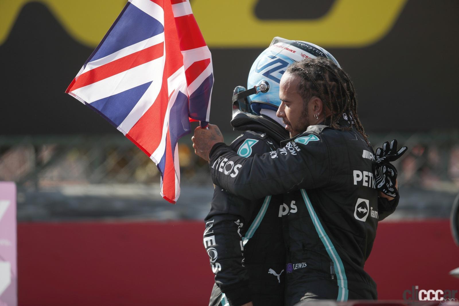 「スプリントレース予選でモヤっとしたイギリスGP。私の心を癒してくれたのは、あの人!【F1女子のんびりF1日記】」の5枚目の画像
