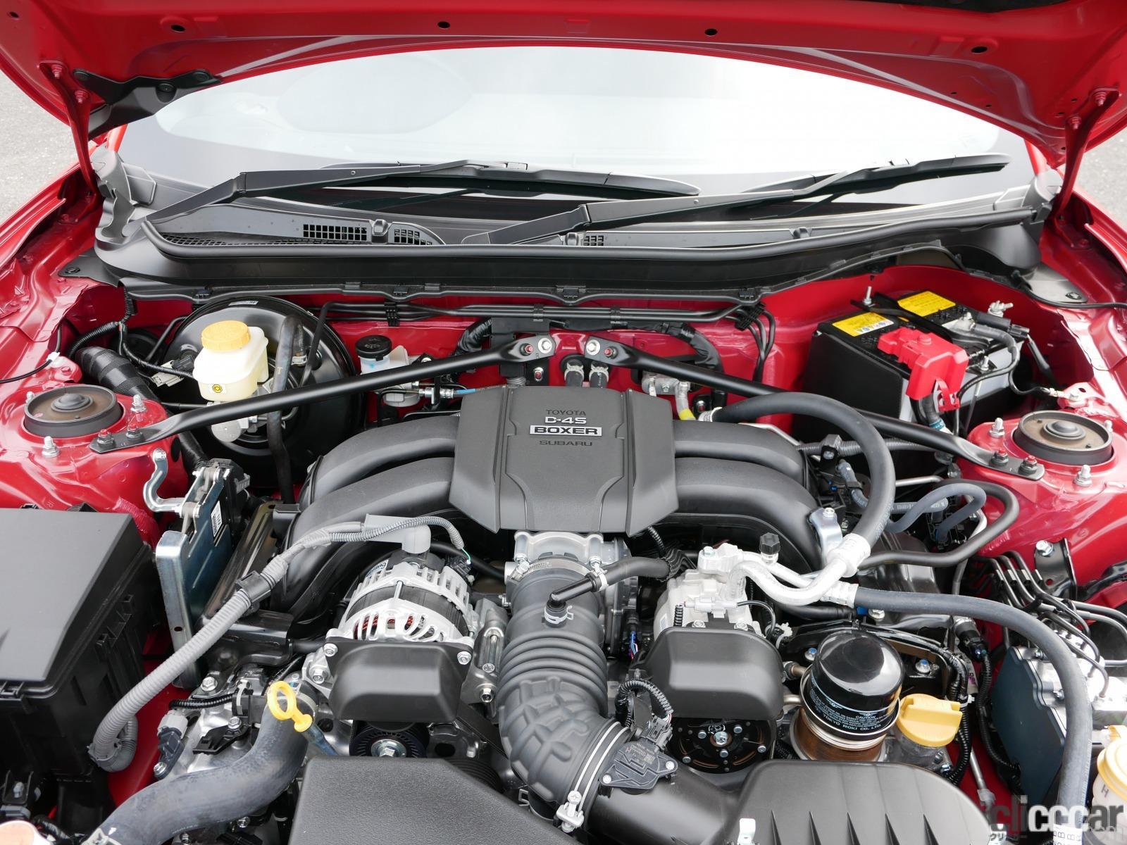 「新しいGR86/BRZの2.4Lエンジンが7000rpm超まで軽快に回る理由は「D-4S」にあった!」の4枚目の画像