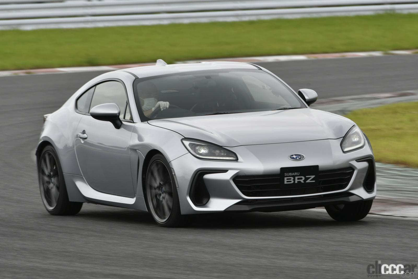「GR86とBRZどっちが速い論争に結論!? B級ドライバー的にはBRZのATが一番速く走れるパッケージだ」の2枚目の画像