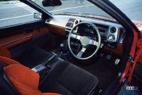 AE86のコクピット