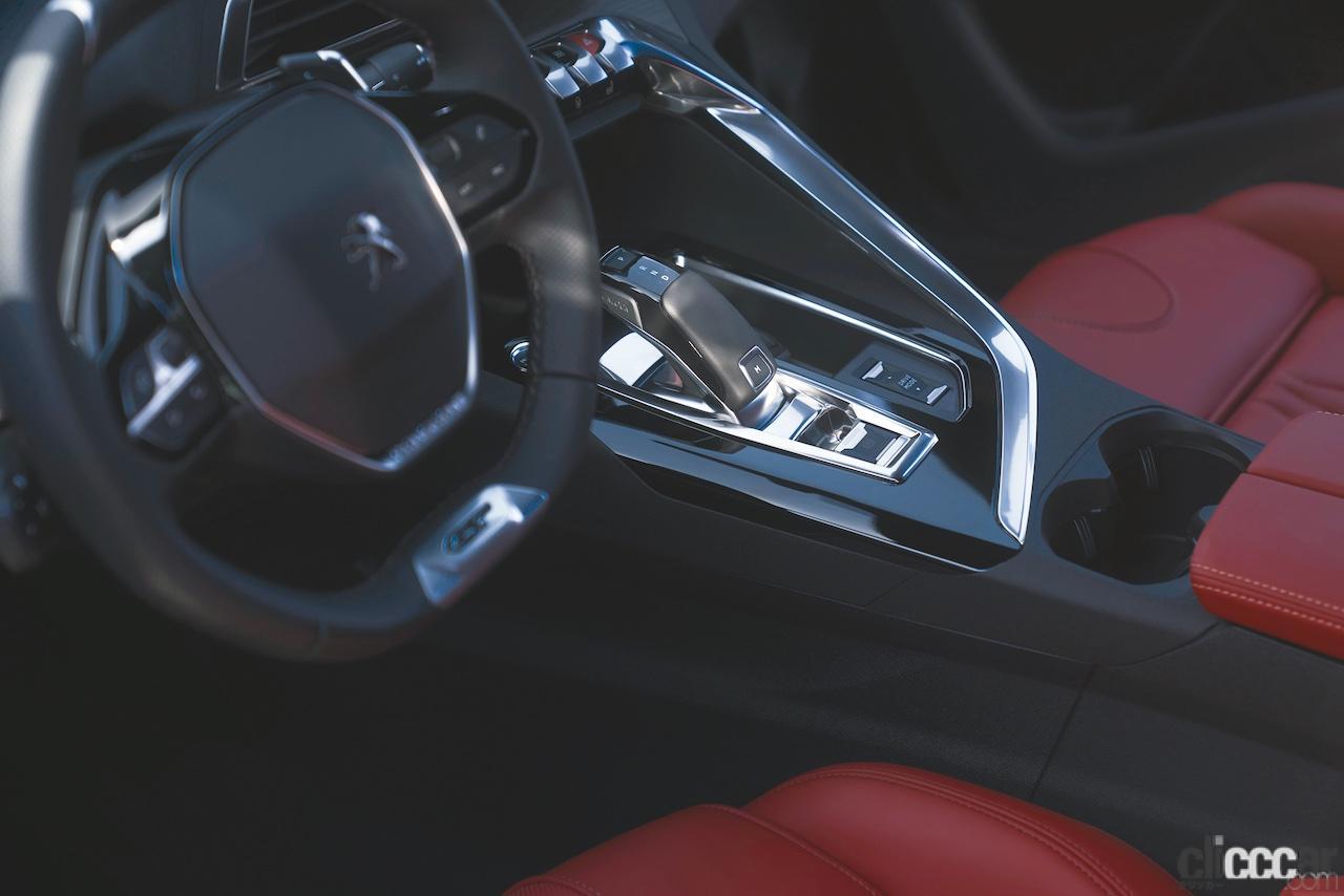 「ラグジュアリーな⾚いナッパレザーシートが際立つ特別仕様車プジョー「5008 GT BlueHDi Red Nappa」が発売」の6枚目の画像