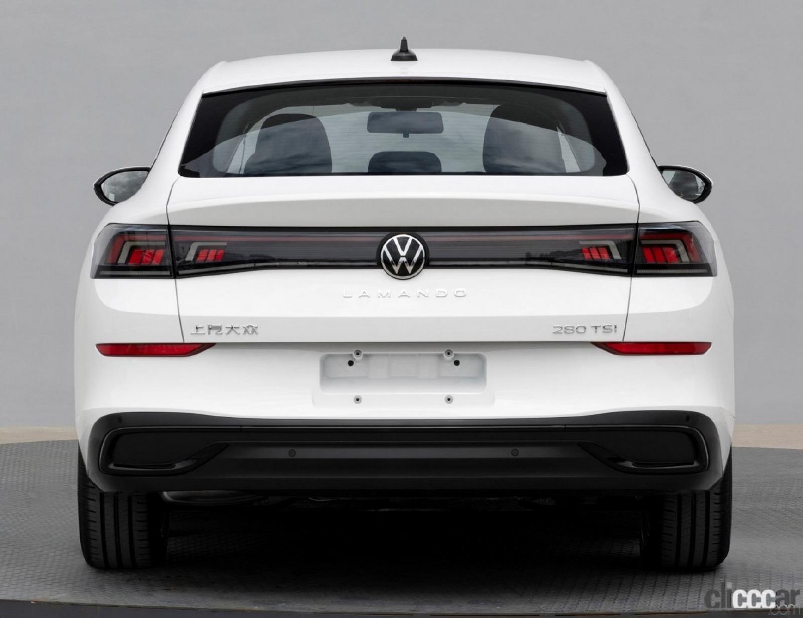 「VWゴルフの4ドアクーペ版「ラマンド」次期型は2021年内にデビュー予定」の3枚目の画像