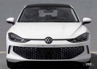 VWゴルフの4ドアクーペ版「ラマンド」次期型は2021年内にデビュー予定 - VW-Lamando-leaked-4