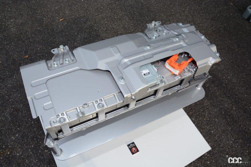 アクアのバイポーラ型ニッケル水素電池