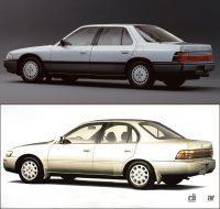 よく見りゃ似ているこの2台!昭和を支えた名車から最新車種まで激似〜ちょい似のクルマ5組 - legend and corolla