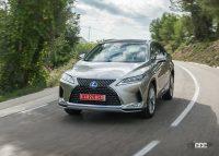 今度はPHEVもあるぞ! レクサスRX次期型を大予想 - Lexus-RX-2020-1280-18