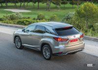 今度はPHEVもあるぞ! レクサスRX次期型を大予想 - Lexus-RX-2020-1280-4a