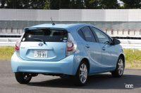 ベストセラーハイブリッドカーの初代アクアは、100万円以下で運転支援機能搭載車を手に入るのが正解 - aqua_u-car_03