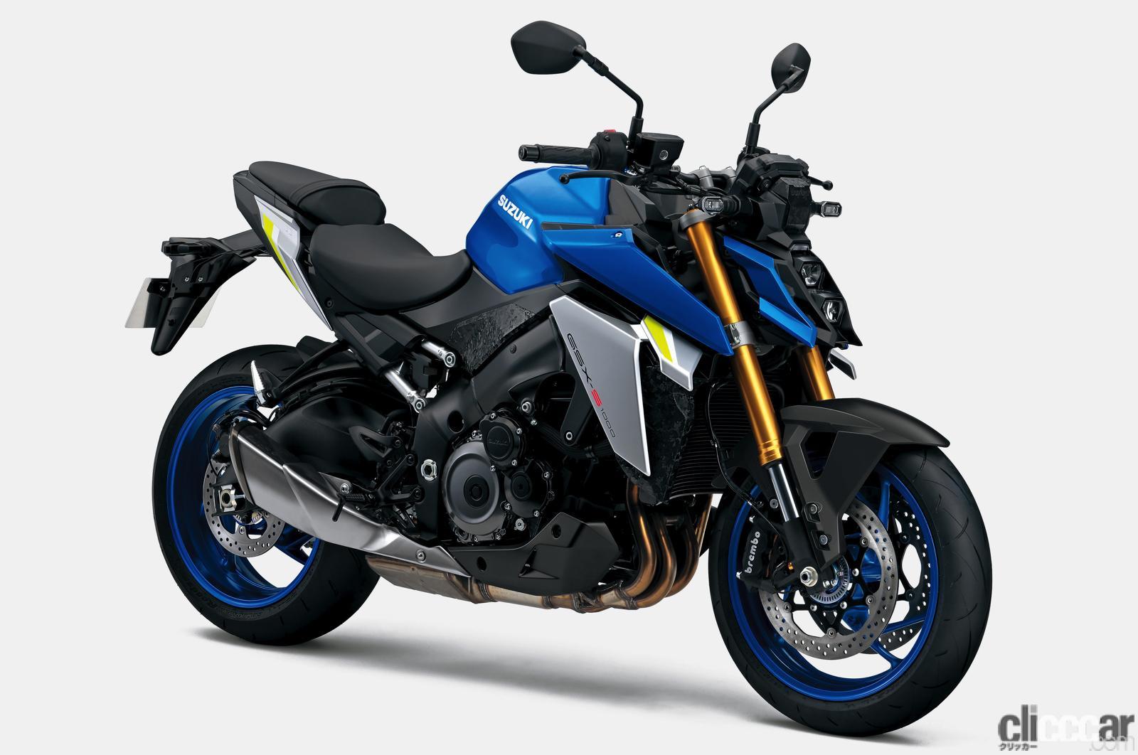 「スズキがマッチョ系ビッグバイク・2021年型「GSX-S1000」を国内投入! 欧州仕様とほぼ同スペックで143万円」の1枚目の画像