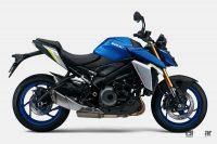 スズキがマッチョ系ビッグバイク・2021年型「GSX-S1000」を国内投入! 欧州仕様とほぼ同スペックで143万円 - 2021_GSX-S1000_DOMESTIC_02