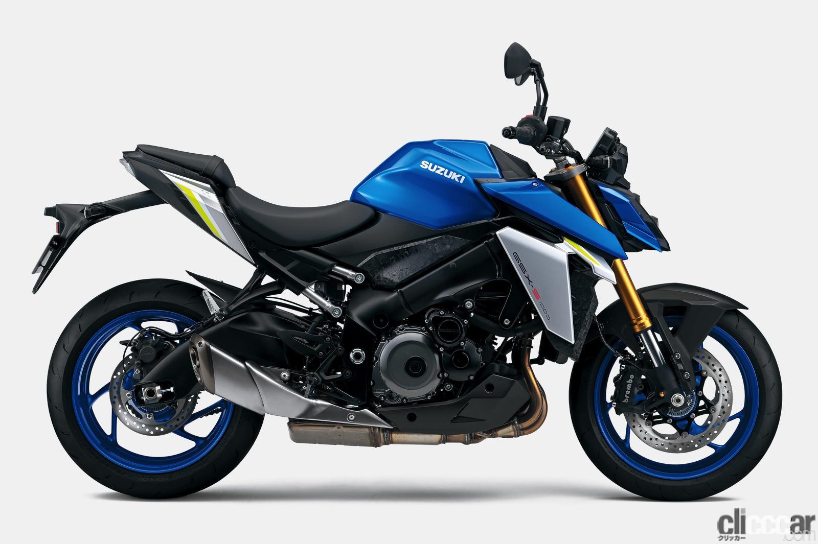 「スズキがマッチョ系ビッグバイク・2021年型「GSX-S1000」を国内投入! 欧州仕様とほぼ同スペックで143万円」の2枚目の画像