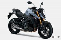 スズキがマッチョ系ビッグバイク・2021年型「GSX-S1000」を国内投入! 欧州仕様とほぼ同スペックで143万円 - 2021_GSX-S1000_DOMESTIC_03