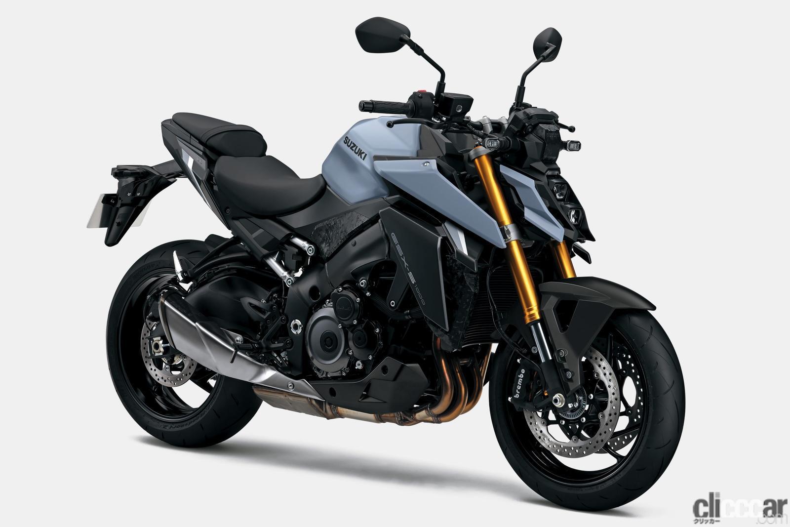 「スズキがマッチョ系ビッグバイク・2021年型「GSX-S1000」を国内投入! 欧州仕様とほぼ同スペックで143万円」の3枚目の画像