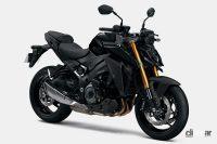 スズキがマッチョ系ビッグバイク・2021年型「GSX-S1000」を国内投入! 欧州仕様とほぼ同スペックで143万円 - 2021_GSX-S1000_DOMESTIC_04