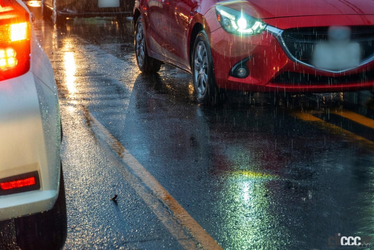 「台風被害による損害は自動車保険・車両保険で補償されるか? 調べてみた!」の1枚目の画像