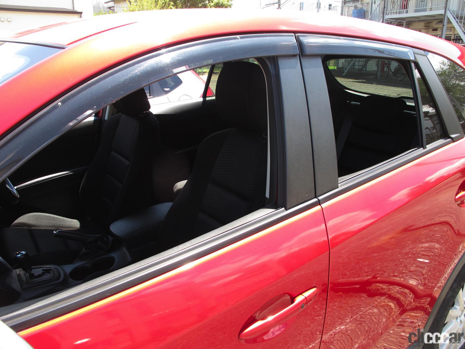 「約5分で快適! 炎天下に駐車後、すぐに車内を冷やす「エアコン」の正しい使い方」の5枚目の画像