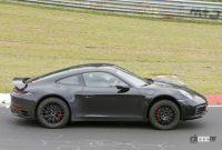 開発車両の車高がさらに高くなった! ポルシェ911サファリ、市販型プロトタイプをキャッチ - Porsche 911 Safari 11