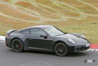 開発車両の車高がさらに高くなった! ポルシェ911サファリ、市販型プロトタイプをキャッチ - Porsche 911 Safari 9