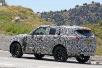 レンジローバー スポーツ次期型は、次期レンジローバーよりアグレッシブなデザインを採用か? - Range Rover Sport 11