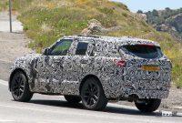 レンジローバー スポーツ次期型は、次期レンジローバーよりアグレッシブなデザインを採用か? - Range Rover Sport 13