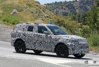 レンジローバー スポーツ次期型は、次期レンジローバーよりアグレッシブなデザインを採用か? - Range Rover Sport 17