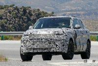 レンジローバー スポーツ次期型は、次期レンジローバーよりアグレッシブなデザインを採用か? - Range Rover Sport 3