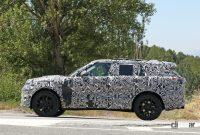 レンジローバー スポーツ次期型は、次期レンジローバーよりアグレッシブなデザインを採用か? - Range Rover Sport 8