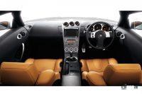 アポロ15号で月面車活躍/VWビートルタイプ1が生産終了/5代目日産フェアレディZ(Z33)登場!【今日は何の日?7月30日】 - whatday_20210730_06 2002年発売の5代目フェアレディZ(Interior)