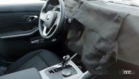 BMW 3シリーズ改良型の画像が流出か!? 刷新されたフロントマスクを確認 - BMW 3series_002