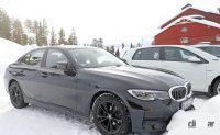 BMW 3シリーズ改良型の画像が流出か!? 刷新されたフロントマスクを確認 - BMW 3series_005