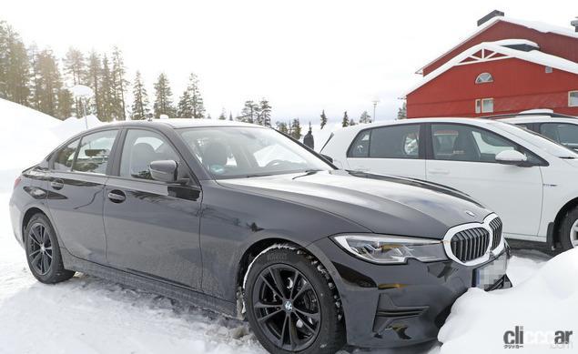 「BMW 3シリーズ改良型の画像が流出か!? 刷新されたフロントマスクを確認」の5枚目の画像