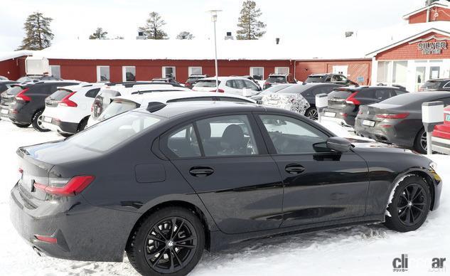 「BMW 3シリーズ改良型の画像が流出か!? 刷新されたフロントマスクを確認」の6枚目の画像