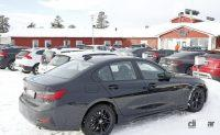 BMW 3シリーズ改良型の画像が流出か!? 刷新されたフロントマスクを確認 - BMW 3series_007