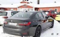 BMW 3シリーズ改良型の画像が流出か!? 刷新されたフロントマスクを確認 - BMW 3series_008