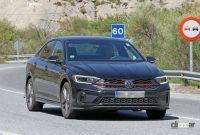 VWゴルフ GTIのセダン版「ジェッタ GLI」改良型を初スクープ! - VW Jetta GLI facelift 2