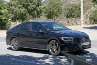 VWゴルフ GTIのセダン版「ジェッタ GLI」改良型を初スクープ! - VW Jetta GLI facelift 6