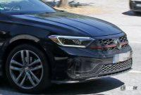 VWゴルフ GTIのセダン版「ジェッタ GLI」改良型を初スクープ! - VW Jetta GLI facelift 8