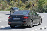 VWゴルフ GTIのセダン版「ジェッタ GLI」改良型を初スクープ! - VW Jetta GLI facelift 9