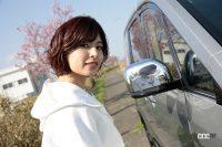 藤井マリー×三菱デリカD:5