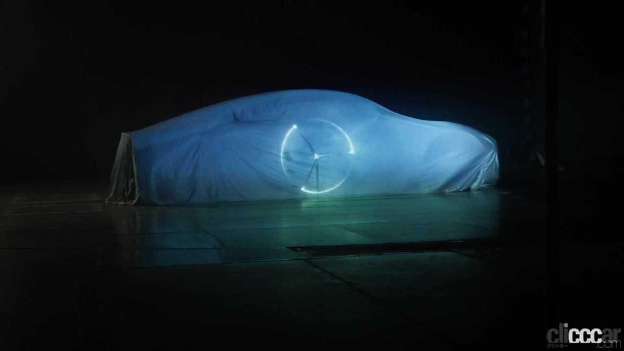 「メルセデスAMG F1部門が協力、次世代EV「ビジョン EQXX」を予告!」の5枚目の画像