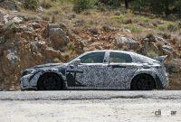 ホンダ シビック タイプR 次期型プロト、センター3本出しエキゾーストパイプを装着! - Honda Civic Type R 16