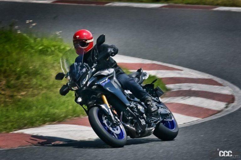 何キロでも走れる超快適仕様! TRACER9 GT ABSは電子制御の恩恵をフルに体感できる高性能スポーツツアラー