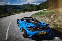 徹底的に軽量化されたマクラーレン765LTスパイダーが世界限定765台で受注開始 - McLaren 765LT Spider