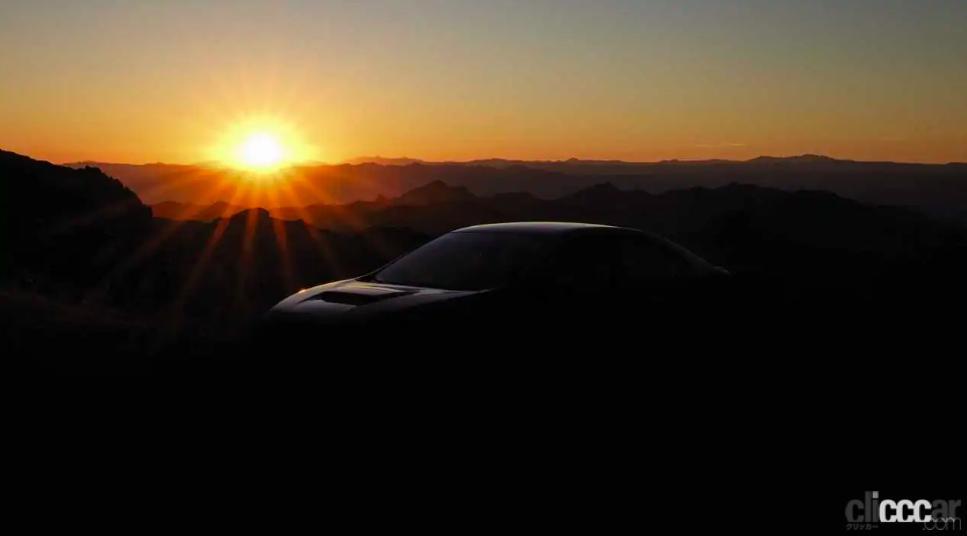 「スバルWRX次期型、デビューは8月19日に決定!Cピラーも公開」の4枚目の画像
